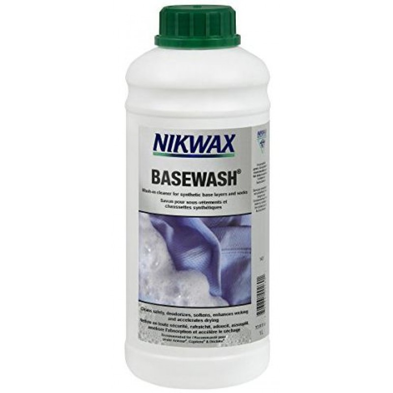 Средство для стирки термобелья Nikwax Basewash 1L
