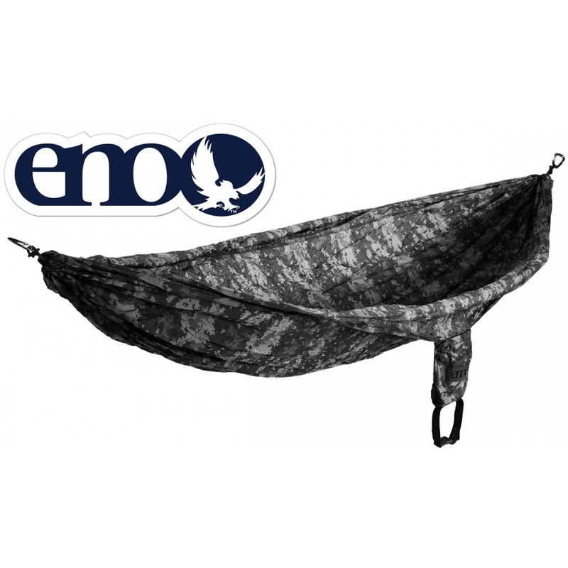 Гамак Eno Eagles Nest Outfitters CamoNest Hammock Urban Camo