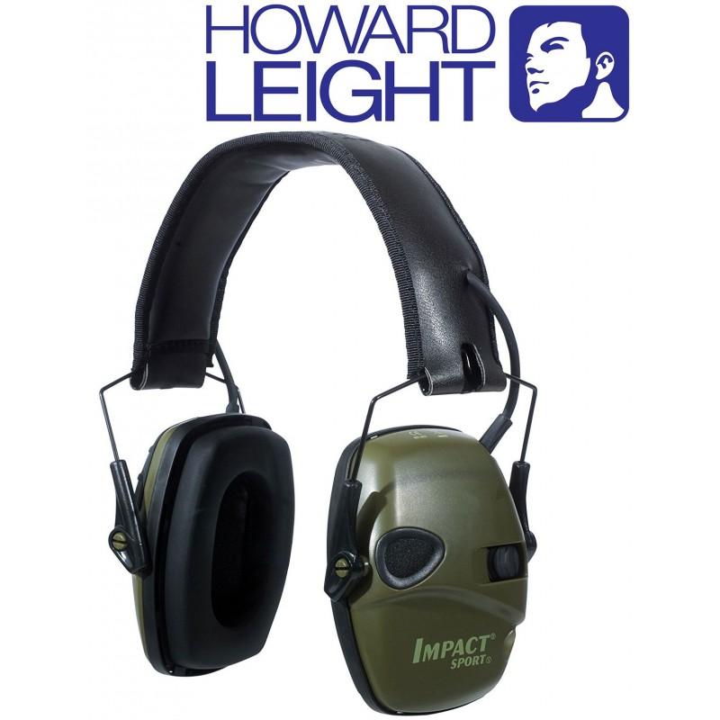 Активные наушники складные Howard Leight Impact Sport