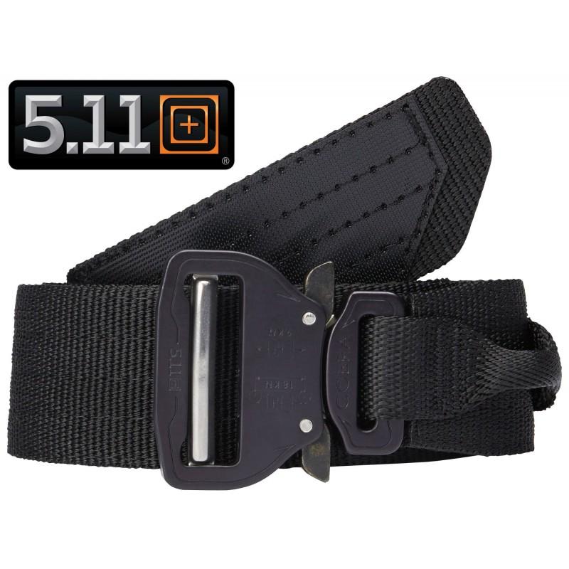 Тактический страховочный ремень 5.11 Maverick Assaulters Riggers Belt - Black
