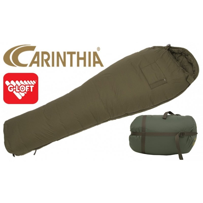 Спальный мешок Carinthia Brenta М
