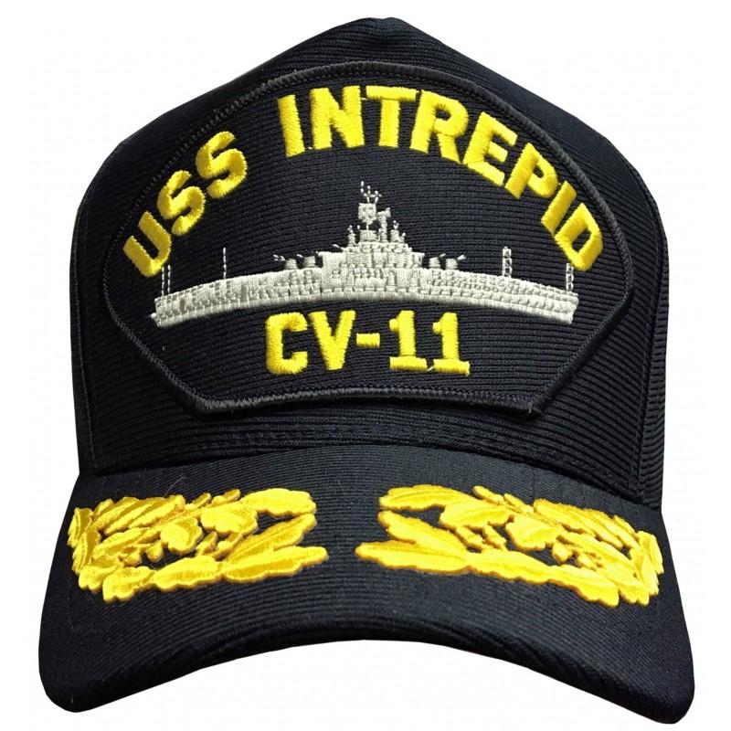 Кепка Eagle Crest USS Intrepid CV-11