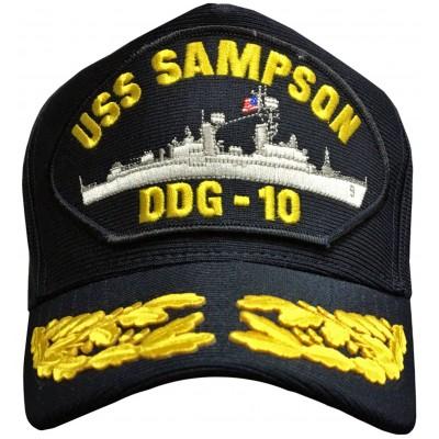 Кепка Eagle Crest USS Sampson DDG-10