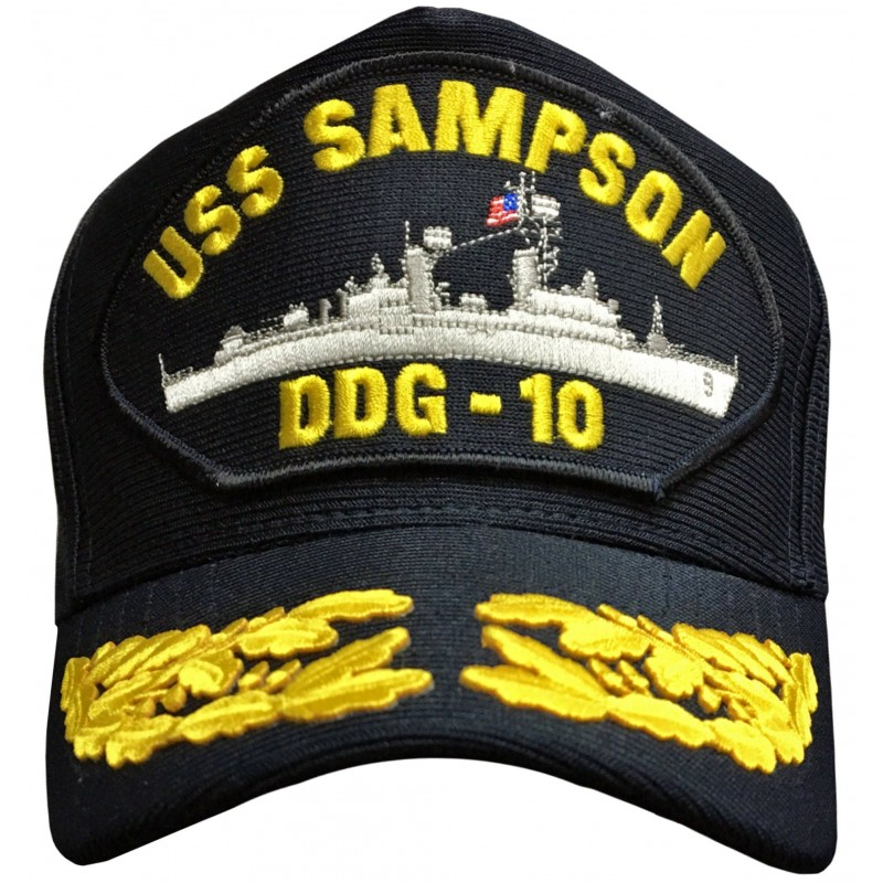 Кепка Eagle Crest USS Sampson DDG-10