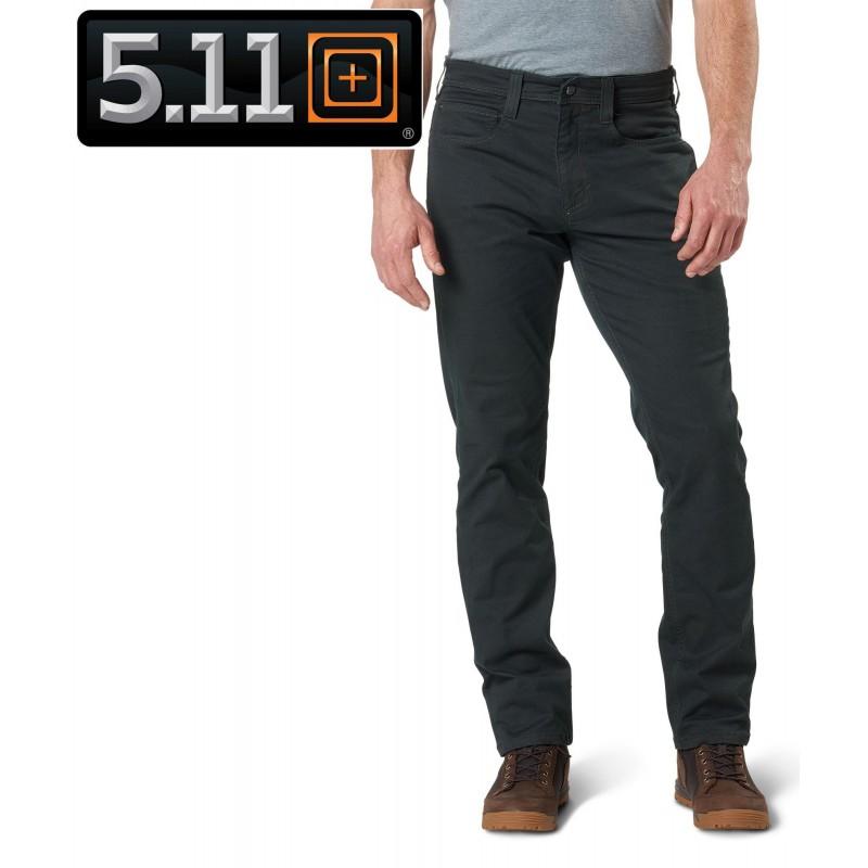 Тактические штаны 5.11 Defender-Flex Slim Oil Green