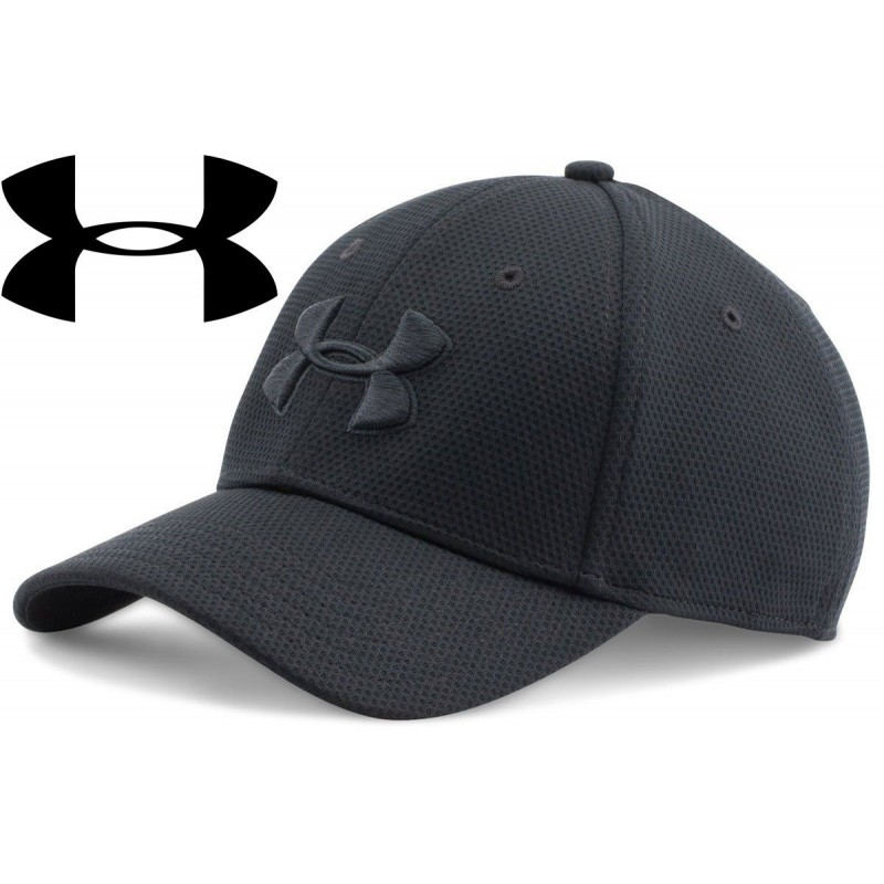 Кепка Under Armour UA Blitzing II Stretch Fit