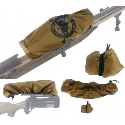 Кавер (чехол) для оптического прицела с водоотталкивающей пропиткой GearLab
