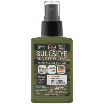 Репеллент спрей от насекомых BullsEye Bug Repellent