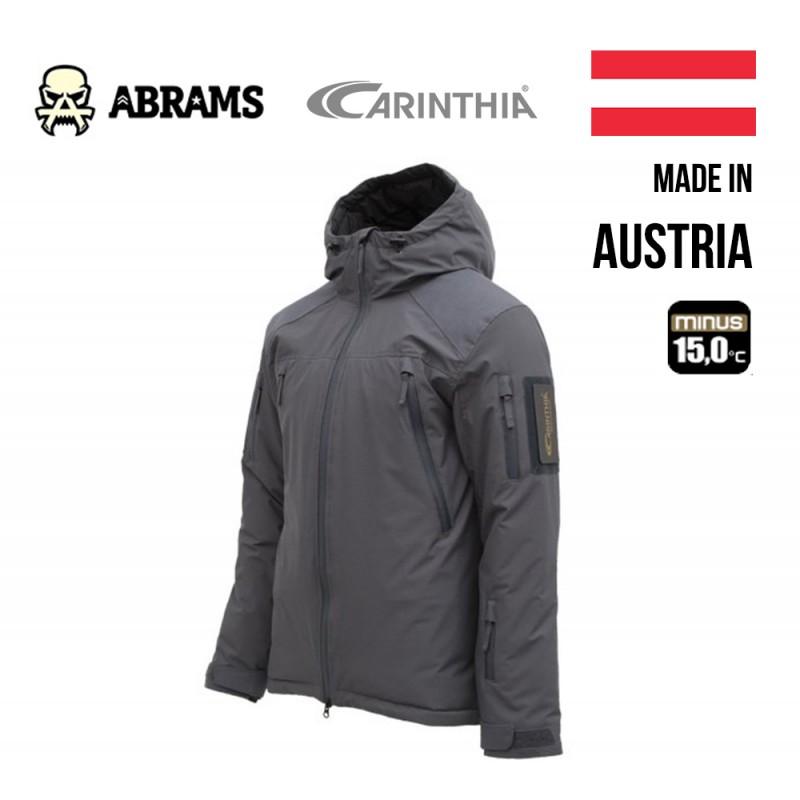 Куртка зимова Carinthia MIG 3.0 G-Loft - Jacket Grey размер XL
