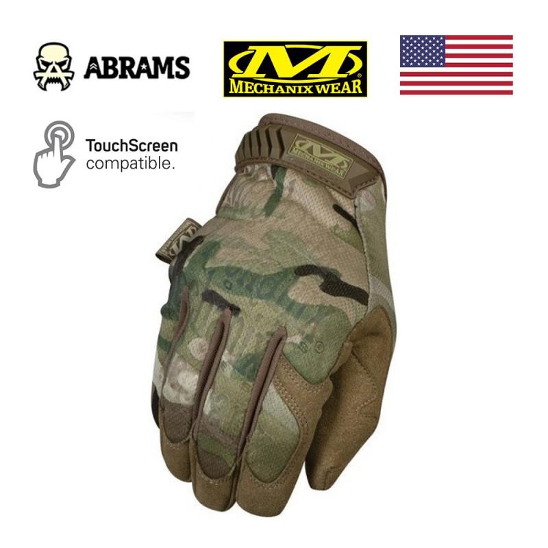 Перчатки тактические Mechanix Original® MultiCam