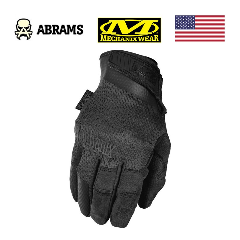 Перчатки тактические Mechanix Specialty 0.5mm Covert Gloves Black