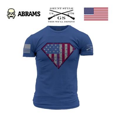 Футболка Grunt Style  Super Patriot