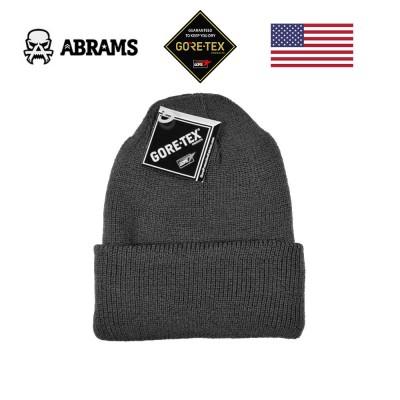 Шапка непромокаемая военная Gore Military Fabrics Gore Tex Watch Cap Black