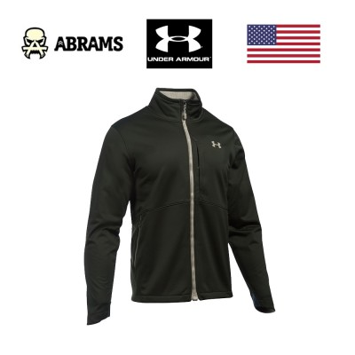 Мужская куртка Under Armour UA CGI Softershell Jacket  Artillery Green
