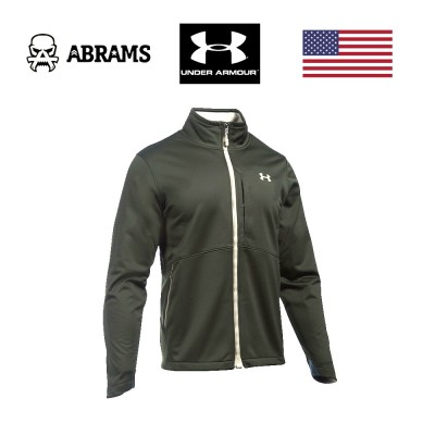 Мужская куртка Under Armour UA CGI Softershell Jacket Maverick Brown