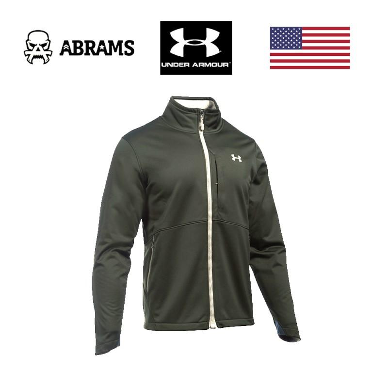 Мужская куртка Under Armour UA CGI Softershell Jacket Maverick Brown