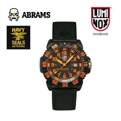 Часы Luminox Navy Seal Colormark 3059 200m Orange