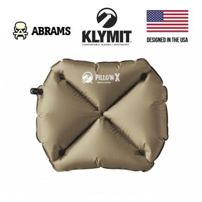 Тактическая походная надувная подушка Klymit Pillow X Recon