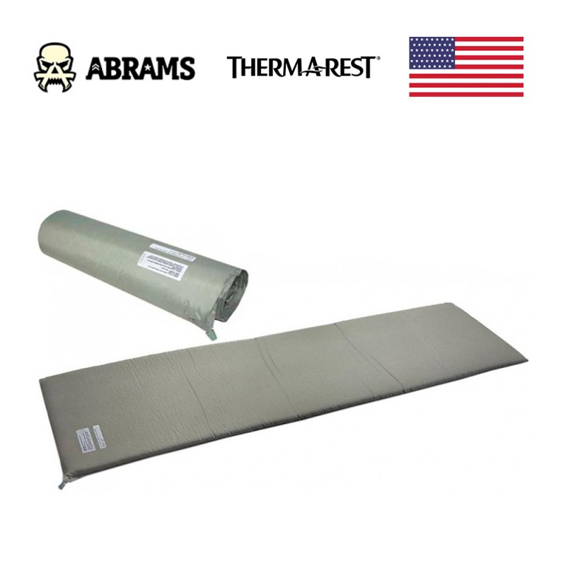 Каремат самонадувающийся Therm-A-Rest Std Self Inflating Sleep Pad Official US Military