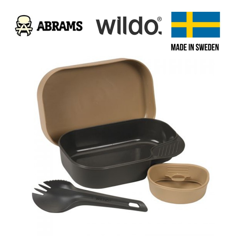 Набор посуды Wildo Camp-A-Box Light