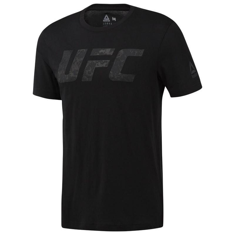 Лицензированная продукция Reebok  UFC  футболка